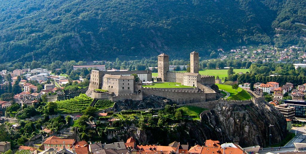 Picture of Bellinzona